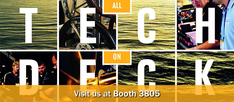 IBEX 2017 - Booth 3805 / 19-21 SETTEMBRE / TAMPA, FL (USA)